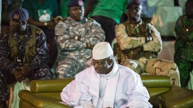 ECOWAS will deploy troops to Gambia if  Yahya Jammeh does not step down