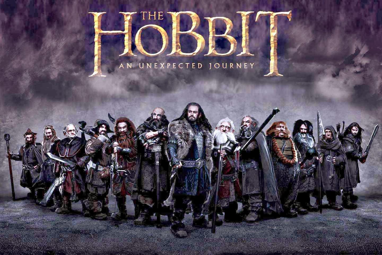 der hobbit zwerge