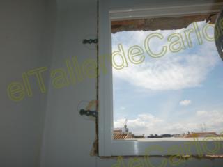Eltallerdecarlos instalar ventana de aluminio 2 colocar - Instalar ventana aluminio ...