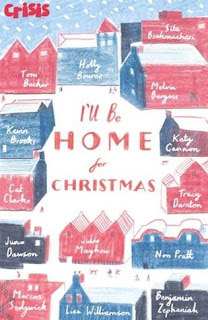 I'll Be Home for Christmas Stripes Anthology cover