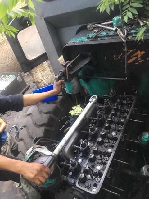 sửa xe nâng tại đồng nai