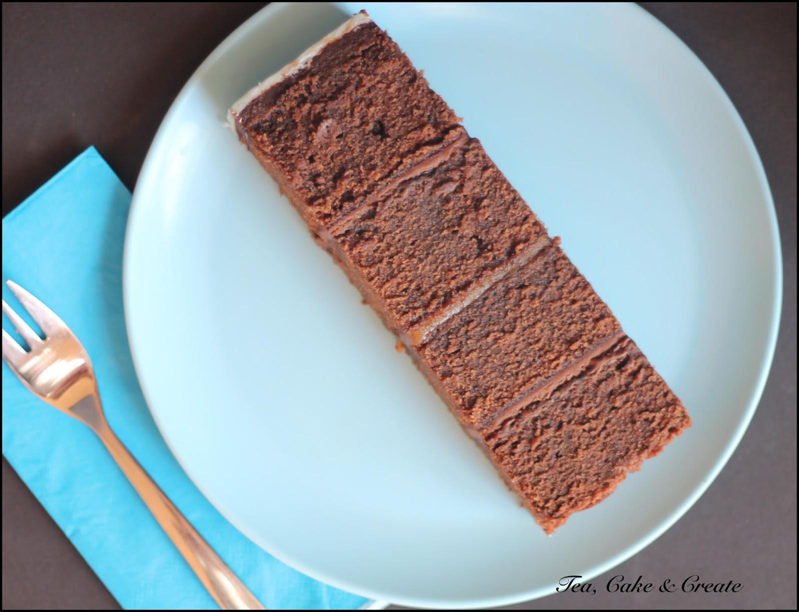 Dense Chocolate Cake Recipe For Stacking
