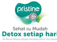 Banyaknya Manfaat dari Mengkonsumsi Air Alkali Pristine 8+ (Bagian 1)
