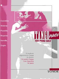 Tango nuevo for solo volumen 1 piano descarga gratis