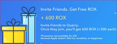 Quarry App - Get $ 1 ETH On Sign UP + $ 0.30 / Refer   in Hindi Full Detail