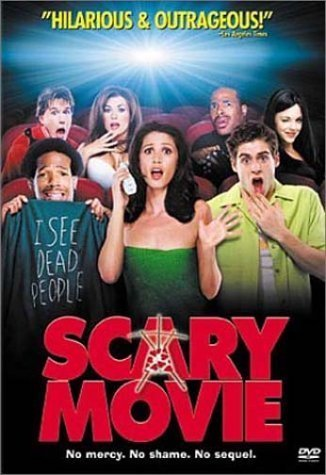 Poster Of Scary Movie 2000 720p Hindi BRRip Dual Audio Full Movie Download