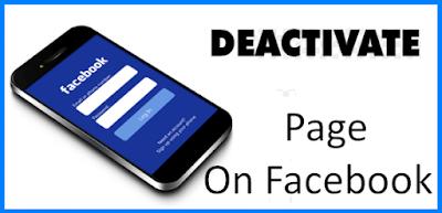 Deactivate%2BPage%2BOn%2BFacebook
