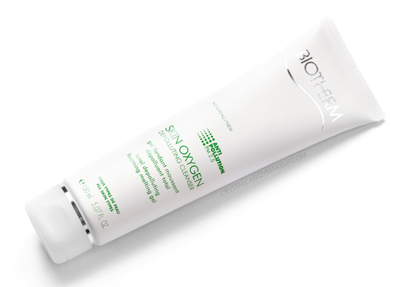 Biotherm Skin Oxygen Depolluting Cleanser Review