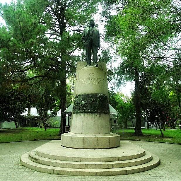 Praça Coronel Pedro Osório, Pelotas