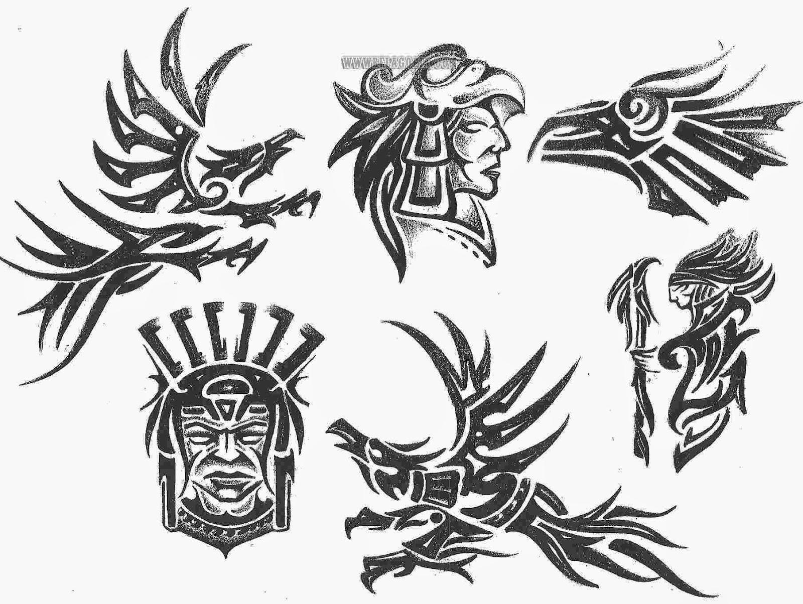 Diseños Aztecas Exclusivos 3 Belagoria La Web De Los Tatuajes
