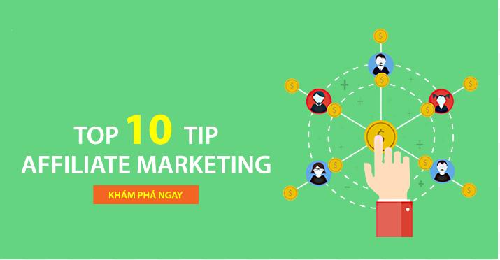 Chia sẻ 10 cách kiếm tiền hiệu quả từ tiếp thị