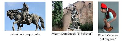 La escultura y los héroes de la península ibérica