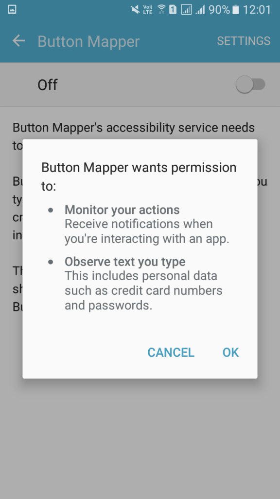 How To Change The Working Of Hardware Buttons In Android