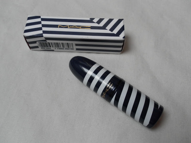 A picture of MAC Hey Sailor Collection Sail La Vie Lipstick