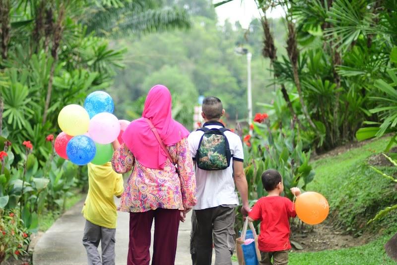 Photoshoot di Taman Lembah Bukit SUK Shah Alam
