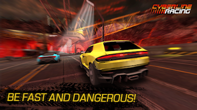 Cyberline Racing v1.0.9888 Mod Apk Terbaru