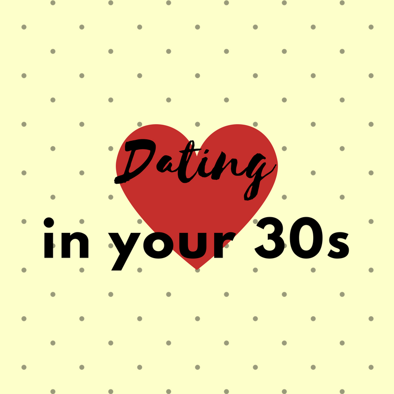 Dating sites in your 30s