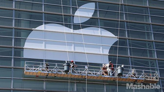 Tak Hanya Huawei, Apple Bakal Rilis iPhone dengan Tiga Kamera?