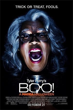 O Halloween de Madea Torrent 1080p / 720p / BDRip / Bluray / FullHD / HD Download
