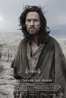 los ultimos dias en el desierto (2015) Drama con Ewan McGregor