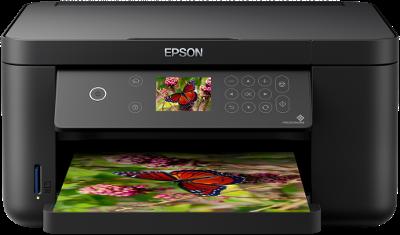Hämta drivrutiner Epson Expression Home XP-5105