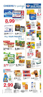 Dillons sales ad