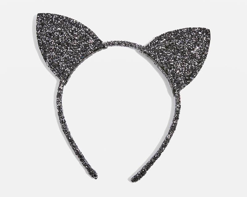 Topshop Glitter Cat Ears Headband