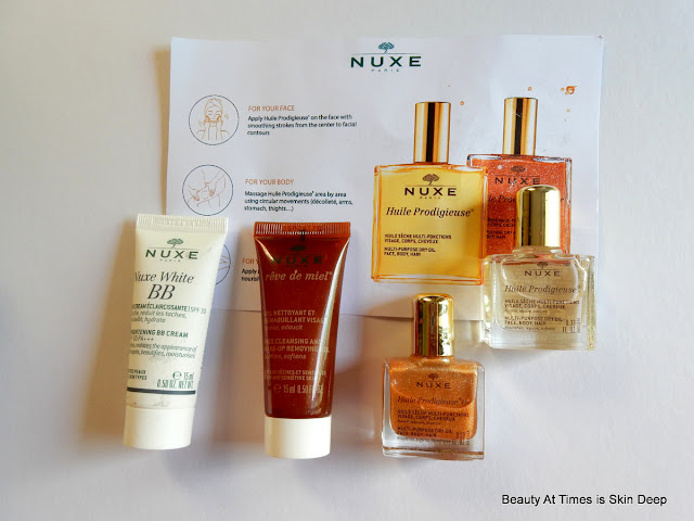 Nuxe Kit