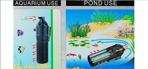 AAP Submersible Aquarium or Pond UV Sterilizer Filter, Pump Review