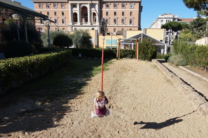 Kokemuksia Roomasta lasten kanssa - Explora lasten museo paras leikkipaikka!