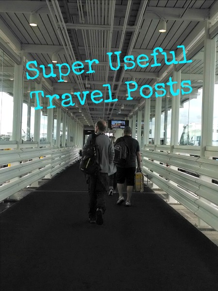 super useful travel posts