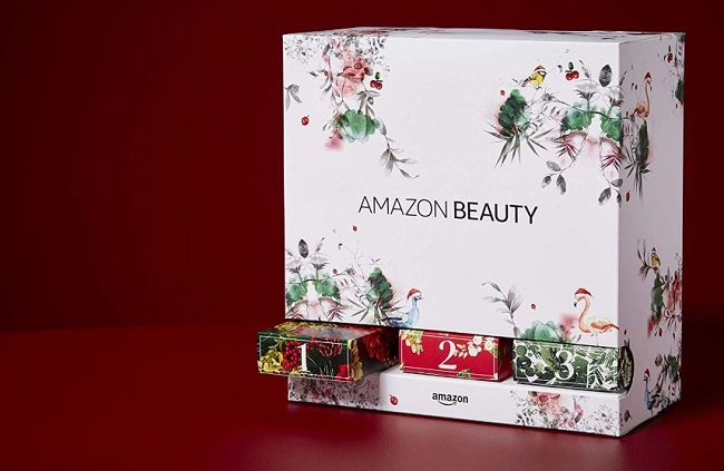 Calendario de Adviento de Belleza de Amazon 2018