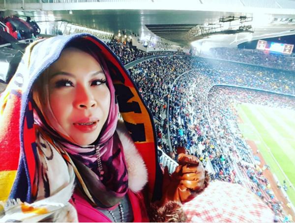 PANAS!! Dato Seri Vida Diberi 'Amaran Keras' Patuhi Peraturan Perlawanan Bola Sepak PQPTRW