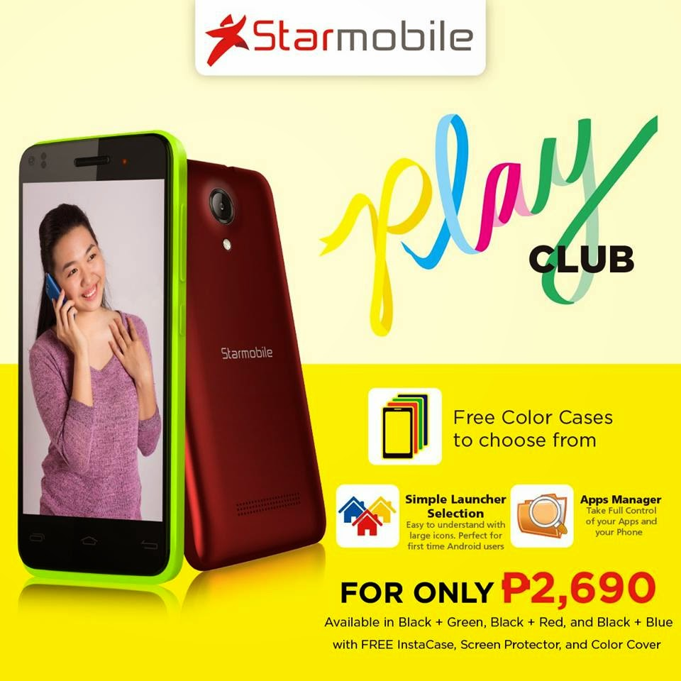 Starmobile Play Club