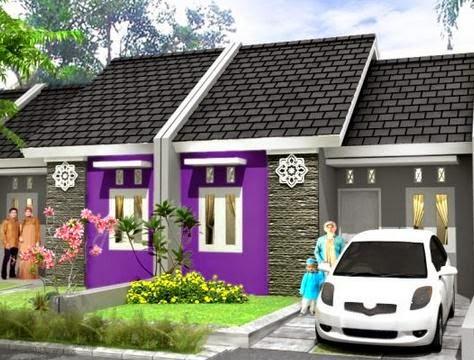 warna cat dinding rumah minimalis