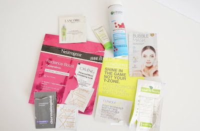 Neutrogena, Dermalogica, Clinique, Garnier, Lancome, Bioderma, Beauty Factory, Cyrene