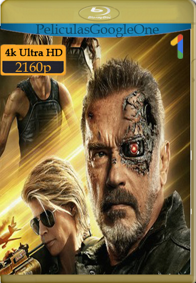 Terminator: Destino Oscuro (2019) WEB-DL 4K Latino Luiyi21