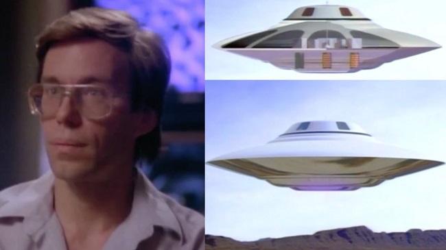 Το FBI έκανε έφοδο στο σπίτι του Bob Lazar για να δει μήπως έχει κλεμμένη εξωγήινη τεχνολογία! (vid)