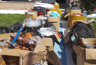 Συνελήφθησαν 18 άτομα στην Πιερία και κατασχέθηκαν πάνω από 3.000 είδη παρεμπορίου.
