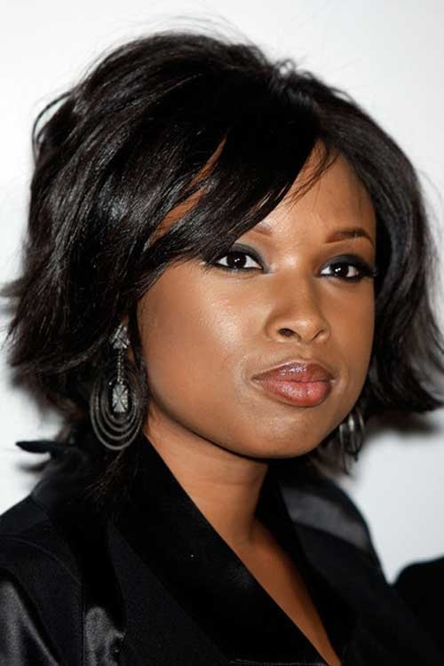 African American Hairstyles Trends and Ideas  Medium Layered Hairstyles for Black Women