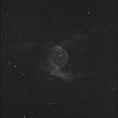 NGC 2359 in O-III