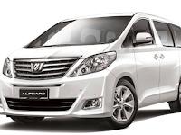 Rental Alphard Jakarta Selatan Autonet Rent Car