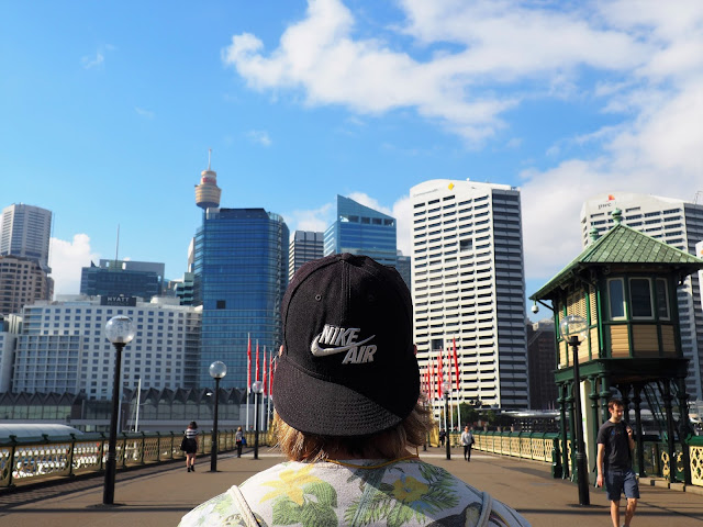 Sydney Stadtzentrum