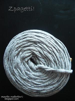 smakowanie Zpagetti, czyli co by tu zrobić z bawełnianego sznurka