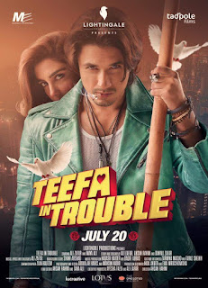 Teefa in Trouble (2018) Hindi Movie HDRip | 720p | 480p