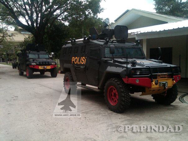 Tugas Akhir Pt Pindad Indonesian Military Militer Indonesia Pindad Selesaikan Rantis Komodo Pesanan Brimob Militer Review