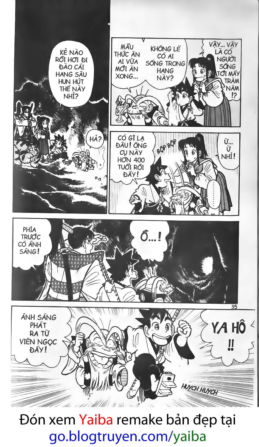 Yaiba chap 71 trang 14