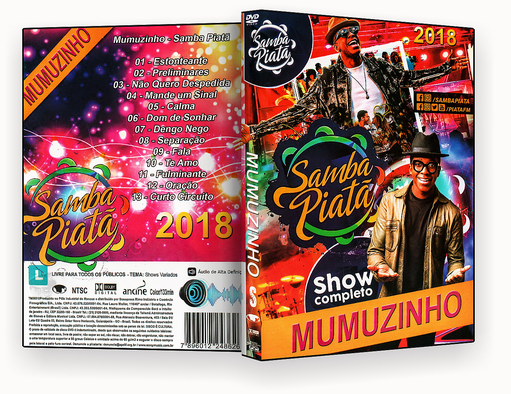 CAPA DVD – MUMUZINHO SAMBA PIATA – ISO