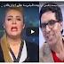 انهيار مذيعة لسب محمد ناصر لها ببنت الجاموسة عالهوا: يا زبالة يا تربية وسخة ياحقير