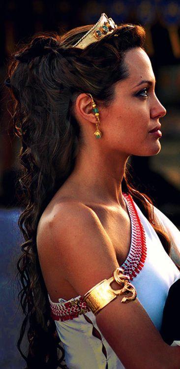 Greek Natural Hair Colors